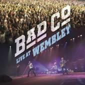 BAD COMPANY  - 3xCDL LIVE AT WEMBLEY [LTD]