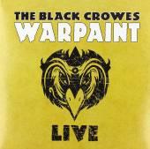 BLACK CROWES  - 5xCDL WARPAINT LIVE -LTD/LP+CD-