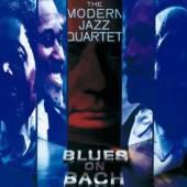MODERN JAZZ QUARTET  - CD BLUES ON BACH