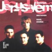 JERUSALEM QUARTET  - CD BEETHOVEN / RAVEL..