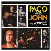 PACO DE LUCIA & JOHN MCLAUGHLI  - 2xCD PACO & JOHN: LI..