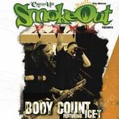 BODY COUNT FEAT ICE-T  - CD SMOKE OUT FESTIVAL