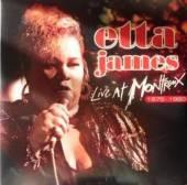 JAMES ETTA  - VINYL LIVE AT MONTRE..