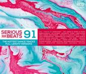 VARIOUS  - 4xCD SERIOUS BEATS 91
