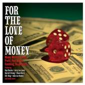 VARIOUS  - 2xCD FOR THE LOVE OF MONEY