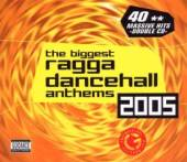VARIOUS  - 2xCD BIGGEST DANCEHALL A..2005