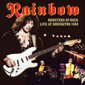 RAINBOW  - 2xCD MONSTER OF ROCK-LIVE AT..