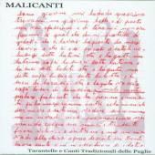 MALICANTI  - CD TARANTELLE E CANTI..