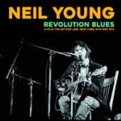 NEIL YOUNG  - VINYL REVOLUTION BLU..