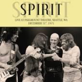 SPIRIT  - VINYL LIVE AT PARAMO..
