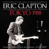 ERIC CLAPTON  - CD+DVD TOKYO 1988 (2CD)