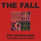 FALL  - VINYL UNUTTERABLE - ..