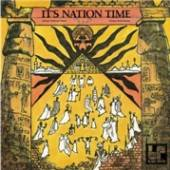 IT'S NATION TIME: AFRICAN VISI  - VINYL IT'S NATION TI..