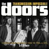 DOORS  - 3xCD TRANSMISSION IMPOSSIBLE (3CD)