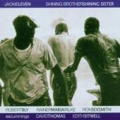 LEVEN JACKIE  - CD DUALD-SHINING BROTHER..