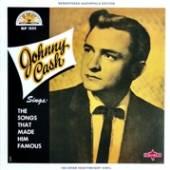 CASH JOHNNY  - VINYL SINGS THE SONGS THAT MADE [VINYL]