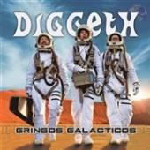 DIGGETH  - CD GRINGOS GALACTICOS [DIGI]