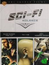FILM  - DVD Sci-fi kolekce 3DVD