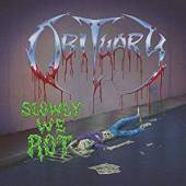 OBITUARY  - CD SLOWLY WE ROT LIMITED EDITION