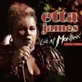 JAMES ETTA  - VINYL LIVE AT MONTREUCX 93-LTD- [VINYL]