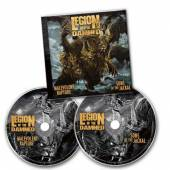 LEGION OF THE DAMNED  - 2xCD MALEVOLENT RAPTURE / SONS O