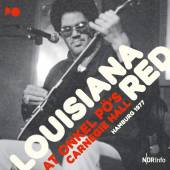 LOUISIANA RED  - 2xCD LIVE AT ONKEL PO'S..