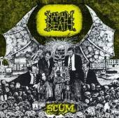 NAPALM DEATH  - CD SCUM FDR