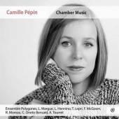 ENSEMBLE POLYGONES  - CD CAMILLE PEPIN, CHAM