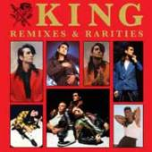 KING  - CD+DVD REMIXES & RARITIES