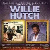 WILLIE HUTCH  - CD+DVD HAVIN' A HOUS..