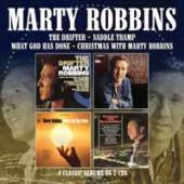 ROBBINS MARTY  - 2xCD DRIFTER/SADDLE TRAMP/..