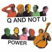 Q AND NOT U  - VINYL POWER [VINYL]