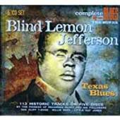 BLIND LEMON JEFFERSON  - CDB TEXAS BLUES ( 5 CD BOX SET )