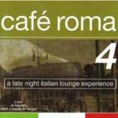 VARIOUS  - CD+DVD CAFÉ ROMA 4