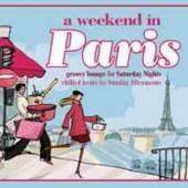VARIOUS  - CD+DVD A WEEKEND IN PARIS