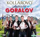 KOLLAROVCI  - DVD STRETNUTIE GORALOV V PIENINACH 2017
