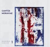 PALA MILAN  - 2xCD CANTUS MORAVIAE..
