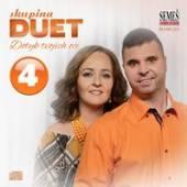 DUET  - CD DOTYK TVOJICH OCI /4/