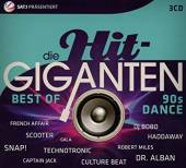 DIE HIT-GIGANTEN  - 3xCD BEST OF 90'S DANCE