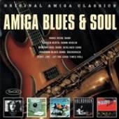 VARIOUS  - 5xCD AMIGA BLUES & SOUL