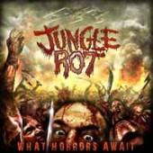 JUNGLE ROT  - VINYL WHAT HORRORS A..