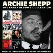 ARCHIE SHEPP  - 4xCD THE EARLY ALBUMS COLLECTION (4CD)