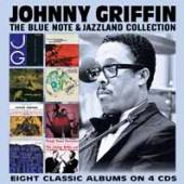 JOHNNY GRIFFIN  - 4xCD THE BLUE NOTE A..