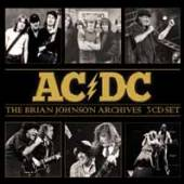 AC/DC  - 3xCD THE BRIAN JOHNSON ARCHIVES (3CD)