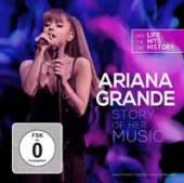 ARIANA GRANDE  - CD+DVD STORY OF HER MUSIC (CD+DVD)