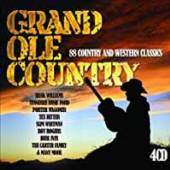 VARIOUS  - CDB GRAND OLE COUNTRY
