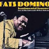 FATS DOMINO  - CD+DVD SENTIMENTAL J..