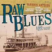 VARIOUS  - 4xCD RAW BLUES