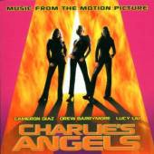 SOUNDTRACK  - CD CHARLIE'S ANGELS