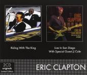 CLAPTON ERIC  - 2xCD RIDING WITH THE..